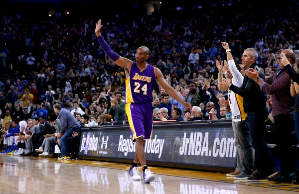 'This one hurt': NBA stars and public figures grieve after Kobe Bryant's death