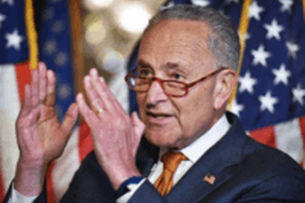 Schumer: Trump's Tweet About Me and Pelosi 'Makes Enacting a War Powers Act So Important'