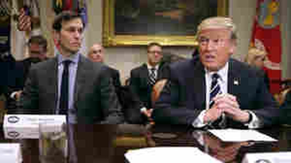 Kushner Seeks To Revive Trump's Overhaul For Immigration System