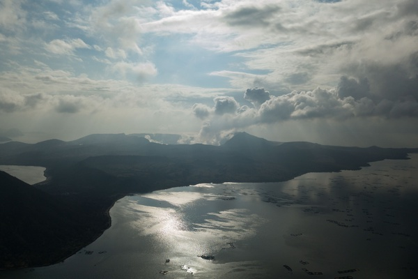 As Taal volcano simmers, Philippine officials brace for long crisis