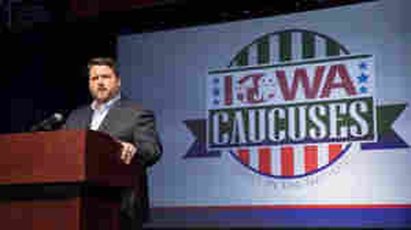 Iowa Democratic Chair Troy Price Resigns After Caucus Night Debacle