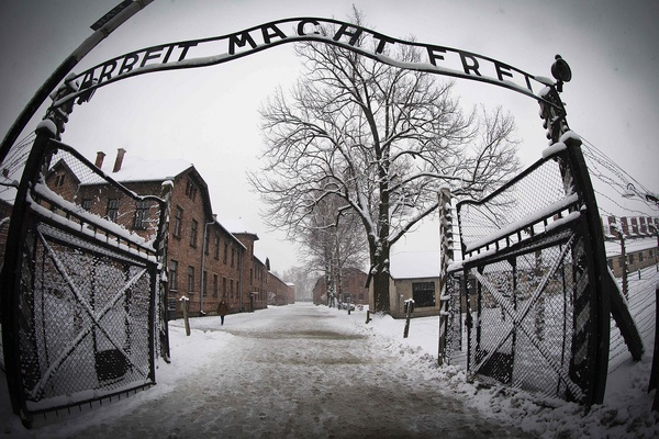 Amazon removes Christmas ornaments depicting Auschwitz