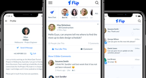 Flip raises $4M to pounce on the growing sector of employee messaging