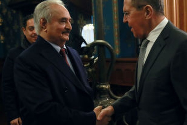 Haftar Leaves Moscow for Libya Without Signing Ceasefire Deal With GNA